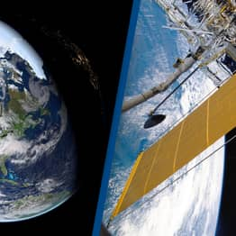 Earth Is About To Get A New Moon Made From Space Junk