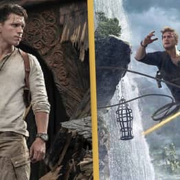 Tom Holland Unveils First Look At Nathan Drake In Uncharted Movie