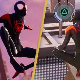 Into The Spider-Verse Suit Revealed For Spider-Man Miles Morales Game