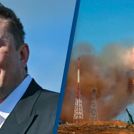 Elon Musk Says SpaceX's First Trip To Mars Could Be In Just Four Years