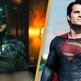 Superman Costume Spotted On Set Of The Batman