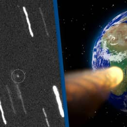 Asteroid Named After 'God Of Chaos' Headed To Earth Is Picking Up Speed