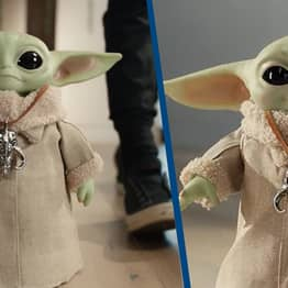 You Can Now Get A Remote-Controlled Baby Yoda