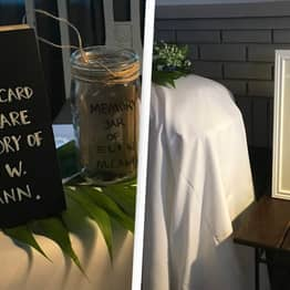 Man Thrown Surprise Funeral Birthday Party
