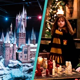 'Hogwarts In The Snow' Returns To Harry Potter Studio Tour Next Month