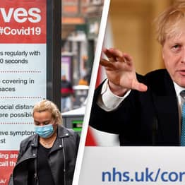 Coronavirus Cases Approaching 100,000 A Day In England