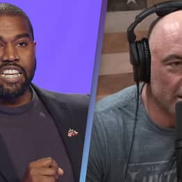 Kanye West Is Appearing On Joe Rogan's Podcast This Week