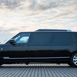 This Stretched Range Rover Is The Ultimate Luxury Vehicle