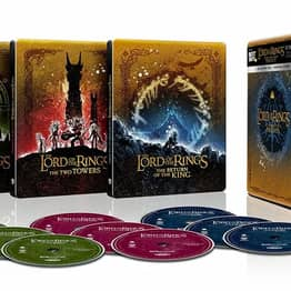 The Lord Of The Rings Trilogy Is Being Released On 4K For The First Time Ever