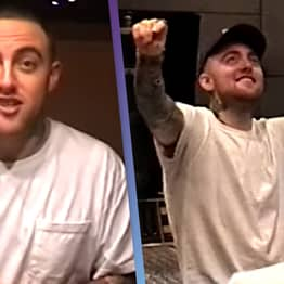 Mac Miller's Family Share Unreleased Footage Of Him Recording Final Album