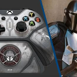 Xbox Reveals New $170 Mandalorian Controller For Xbox One