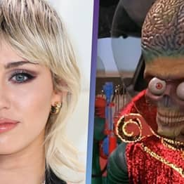 Miley Cyrus Left Shaken After Being Chased By 'Aliens In Flying Yellow Snowplough'