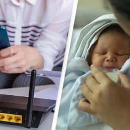 Parents Name Baby After Internet Provider To Receive Free Wifi For 18 Years