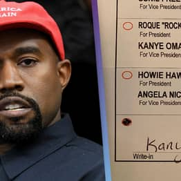 People Are Officially Voting Kanye West For President
