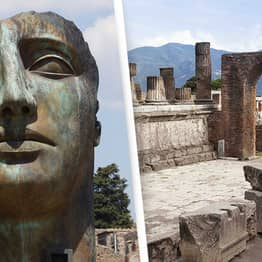 Tourist Returns Stolen Artefacts From Pompeii Claiming They're Cursed