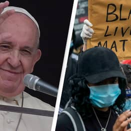 Pope Francis Says Racism Is A Virus