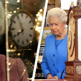 The Queen's Staff Will Spend 40 Hours Tonight Changing Her 1,000 Clocks