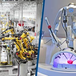 Machines Predicted To Do Half Of All Jobs By 2025