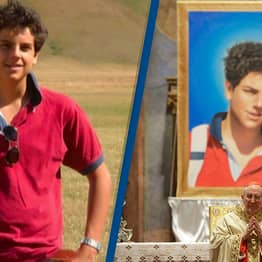 Italian Teenager Could Become First Millennial Saint