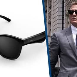 Bose Launches James Bond-Style Sunglasses With Speakers Hidden In The Arms
