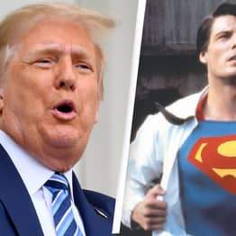 Trump Reportedly Wanted To Do Superman Shirt Reveal After Hospital Release