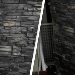 Homeowners Find Nightmarish Hidden Room Years After Moving In