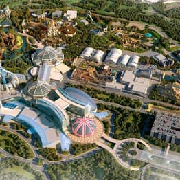 'UK Disneyland' Gets Incredible Guided Tour In New Fly-Through Video
