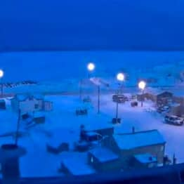 This Town In Alaska Won't See The Sun For More Than Sixty Days