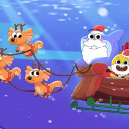 A Baby Shark 'Big Fishmas' Christmas Special Is Happening