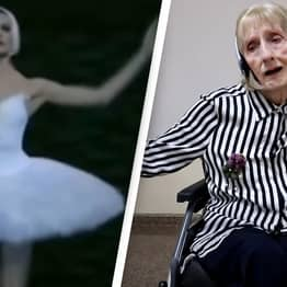 Former Ballerina With Alzheimer's Listens To Swan Lake And Starts Dancing Again