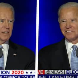 Joe Biden's Presidential Victory Speech Was The First Ever To Acknowledge Trans People