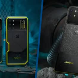 OnePlus Launches 8T Cyberpunk 2077 Limited Edition