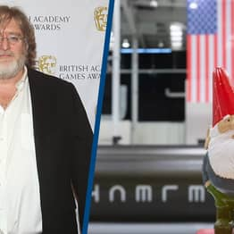 Valve's Gabe Newell Is Sending A Gnome To Space For Charity