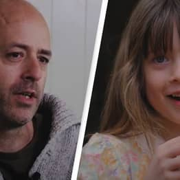 7-Year-Old Girl Is Single-Handedly Trying To Raise $100,000 For Her Dad's Cancer Treatment