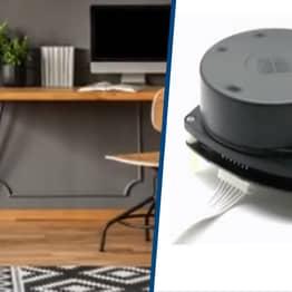 Researchers Turned A Smart Vacuum Cleaner Into A Laser Microphone
