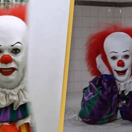 Tim Curry's Pennywise Terrified The World 30 Years Ago Today
