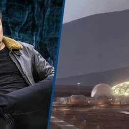 First Mars Inhabitants Will Live In Glass Domes, According To Elon Musk