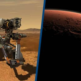 Study Suggests Mars Could Have Had Water More Than 4 Billion Years Ago