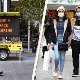 Lockdowns Would Be Avoided If 95% Of People Wore Masks, WHO Says