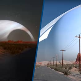 Video Shows What Planets Would Look Like If They Were Closer To Earth