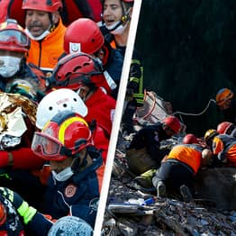 Girl, 3, Rescued In Turkey 65 Hours After 7.0 Magnitude Earthquake Struck