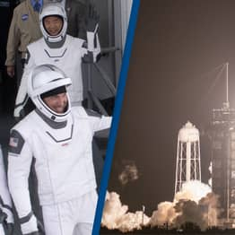 SpaceX Successfully Launches Historic Mission To International Space Station