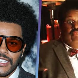 The Weeknd's Nutty Professor Transformation Is Blowing Everyone's Minds