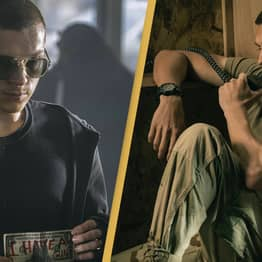First Look At Tom Holland In Russo Brothers' PTSD Crime Thriller Cherry