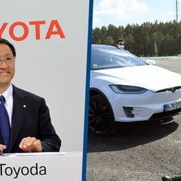 Toyota President Says He Has A Full Business While Tesla Is Just A Chef With Some Recipes