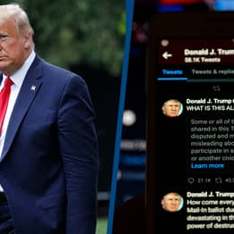 The Man Who Said He Guessed Trump's Twitter Password Is Now Being Investigated By Police