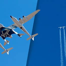 Virgin Galactic Launching Its First Manned Flight Into Space From New Mexico This Month