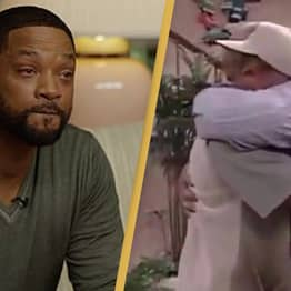 Will Smith Reveals What Uncle Phil Whispered In His Ear During Emotional Fresh Prince Scene