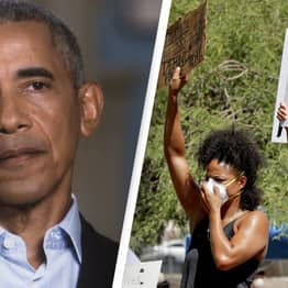 Obama Warns Young Activists Against Using 'Defund The Police' Slogan