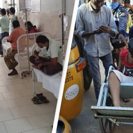 Mystery Illness In India Puts Hundreds In Hospital